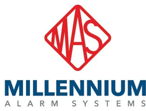 Millennium Alarm Systems named Certified Dealer