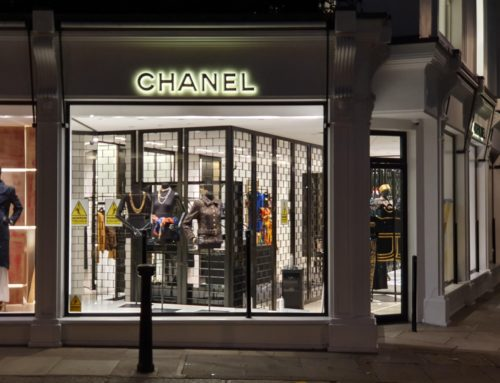 Chanel Using Forensic Criminal Tagging Technology from SelectaDNA