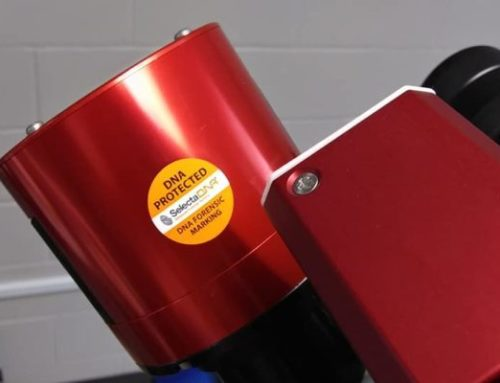 SelectaDNA Forensic Marking Technology Chosen to Protect New Observatory