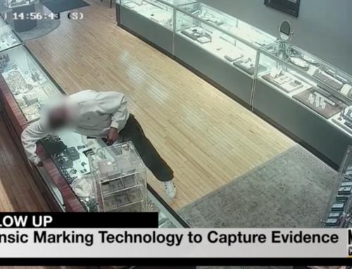 SelectaDNA Identifies Criminal in Jewelry Store Heist